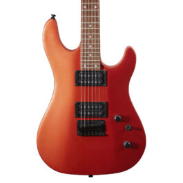 Cort KX100 – Electric Guitar – Iron Oxide
