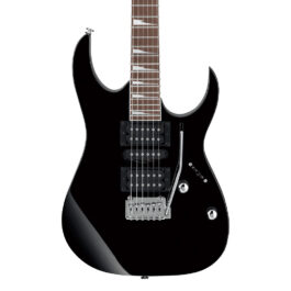 Ibanez Gio GRG170DX-BKN – Electric Guitar – HSH – Black Night