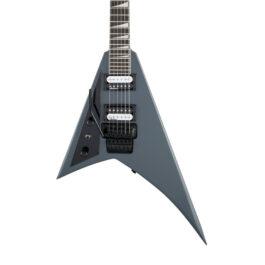 Jackson JS32L Left Handed Rhoads – Satin Grey – Amaranth Fingerboard