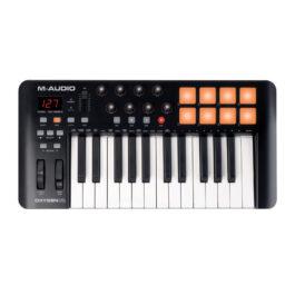 M Audio Oxygen 25 MKIV – 25 Key USB MIDI Controller
