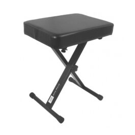 On-Stage Deluxe X-Style Keyboard Bench