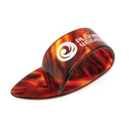 Planet Waves 5CSH4 – Celluloid Medium Thumb Pick – Tortoise Shell