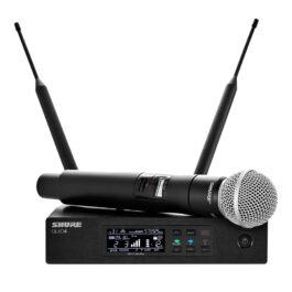 Shure QLXD24/SM58 Wireless System