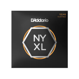 D'Addario NYXL Electric Guitar Strings (10-46)