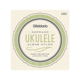 D'Addario EJ65S Pro-Arté Nylon Soprano Ukulele Strings