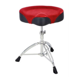 Mapex Saddle Seat Drum Throne Red