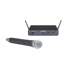 Samson Concert 88 UHF Selectable Frequency Handheld Microphone System