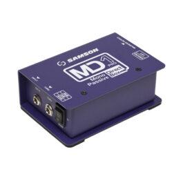 Samson SMax MD1 Pro – Mono Passive Direct Box