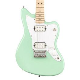 Squier Mini Jazzmaster® Electric Guitar – Seafoam Green