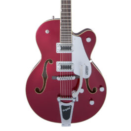 Gretsch G5420T ELECTROMATIC® Hollow Body Electric Guitar with Bigsby® – Candy Apple Red
