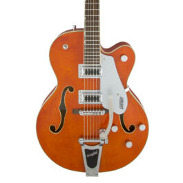 Gretsch G5420T ELECTROMATIC® with Bigsby® – Orange Stain