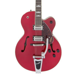 Gretsch G2420T Streamliner with Bigsby® – Candy Apple Red