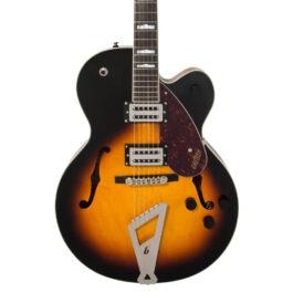 Gretsch G2420 Streamliner Hollowbody Electric Guitar – Aged Brooklyn Burst