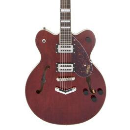 Gretsch G2622 Streamliner Hollowbody Electric Guitar – Walnut Stain