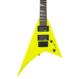 Jackson JS1X RR Minion Electric Guitar – Neon Yellow