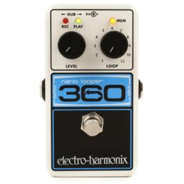 Electro-Harmonix 360 Looper Pedal