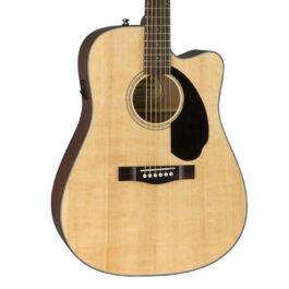 Fender CD-60SCE Acoustic Guitar – Natural