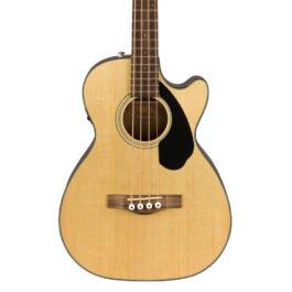 Fender Classic Design CB-60SCE Acoustic Bass Guitar – Natural