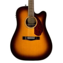 Fender CD-140SCE Acoustic-Electric Guitar – Sunburst