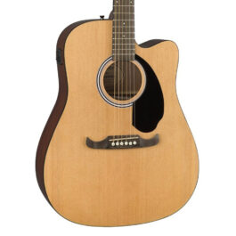 Fender FA-125CE Acoustic-Electric Guitar – Natural