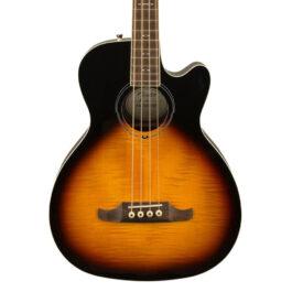 Fender FA-450CE Acoustic Bass Guitar – 3-Tone Sunburst
