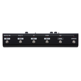 Roland & Boss GA-FC Amp Footswitch Controller
