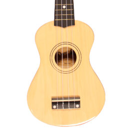 Darestone Soprano Ukulele – Natural