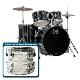 Mapex PDG5254TCFI Prodigy 5pc Standard Drum Kit White Marble Finish