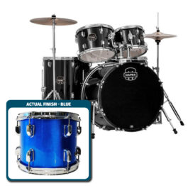 Mapex PDG5254TCYB Prodigy 5pc Standard Drum Kit Blue Finish