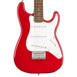 Squier Mini Stratocaster® Electric Guitar – Dakota Red