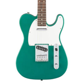 Squier Affinity Telecaster® Electric Guitar – Racing Green