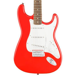 Squier Affinity Stratocaster® Electric Guitar – Racing Red