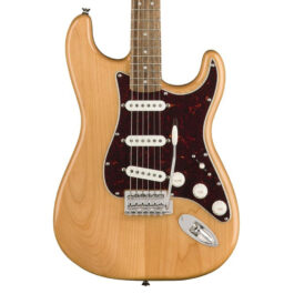 Squier Classic Vibe '70s Stratocaster® Electric Guitar – Natural