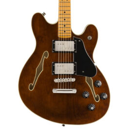 Squier Classic Vibe Starcaster® Electric Guitar – Walnut