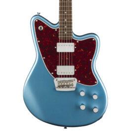 Squier Paranormal Series Toronado® Electric Guitar – Lake Placid Blue