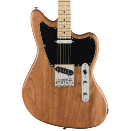 Squier Paranormal Series Offset Telecaster® Electric Guitar – Natural