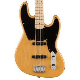 Squier Paranormal Series '54 Jazz Bass – Butterscotch Blonde