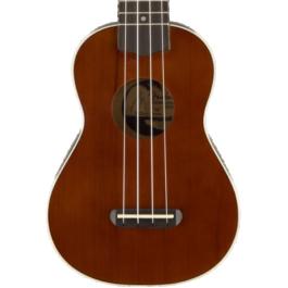 Fender Venice Soprano Ukulele – Natural