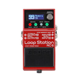 Boss RC-5 Loop Station Looper Pedal