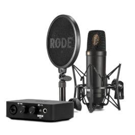 Rode NT1 & AI-1 Studio Solution Kit