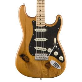 Fender FSR Exotic Edition American Vintage '59 Pine Stratocaster® – Maple Neck – Natural Pine