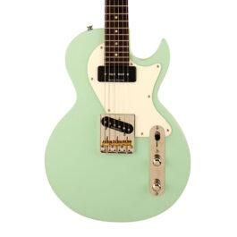Cort CR-LTD16 Limited Edition Electric Guitar – Surf Green Matte
