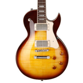 Cort CR250 Electric Guitar – Vintage Burst