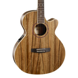 Cort SFX-DAO Acoustic-Electric Guitar – All DAO Natural Gloss