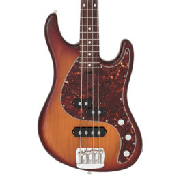 Music Man Caprice 4-String Electric Bass – Heritage Tobacco