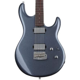 Music Man Luke III HH – Roasted Maple Neck – Bodhi Blue