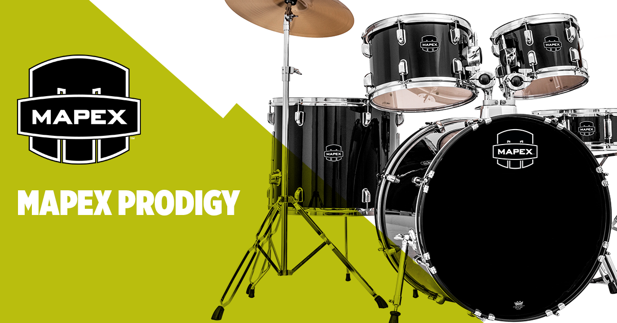 The Mapex Prodigy Series Welcomes New Premium Finishes!