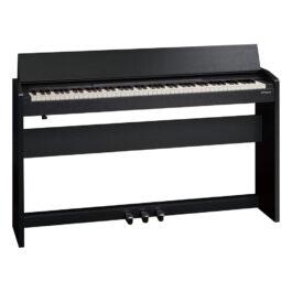 Roland F-140R Digital Piano – Charcoal Black