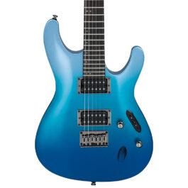 Ibanez S Series S521-OFM Electric Guitar – Ocean Fade Metallic