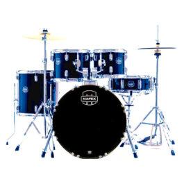 MAPEX PDG5044TCYB Prodigy 5pc Fusion Drum Kit Blue
